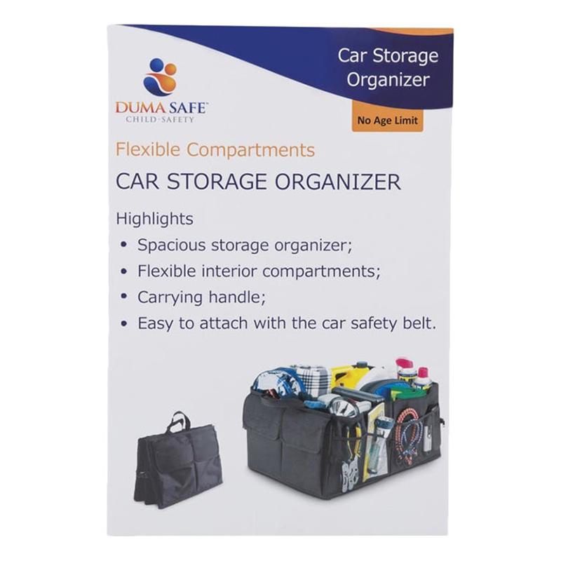 DS Car Storage Organizer DSC110