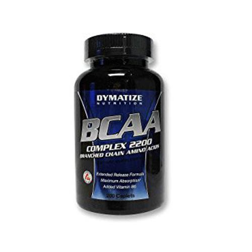 Dymatize Amino Acids & BCAA BCAA Complex 2200 400TAB