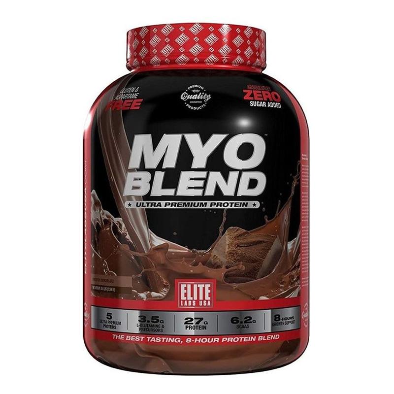 Elite Labs USA MYO Blend Ultra Premium Protein 4.4lbs