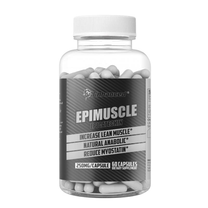 Enhanced Labs Epi Muscle 60 Capsules