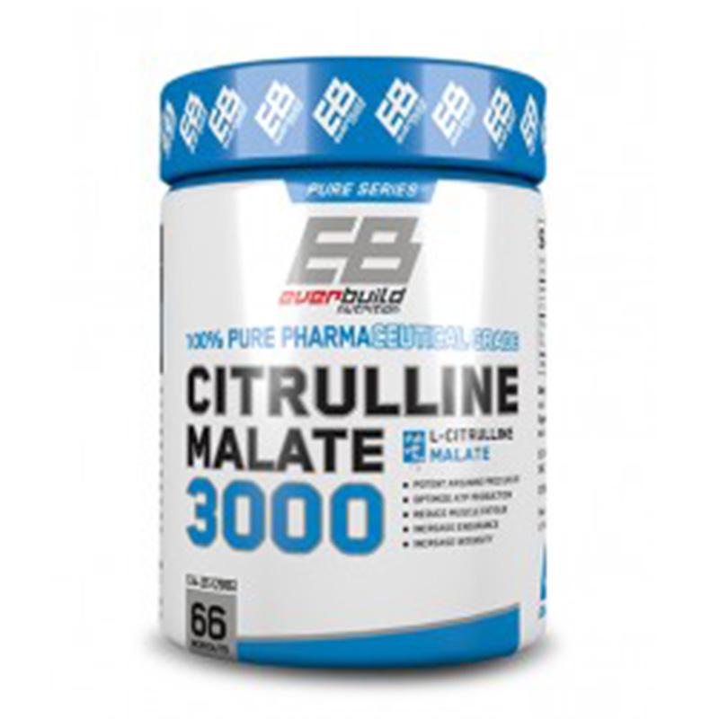 Ever Build Citrulline Malate 3000