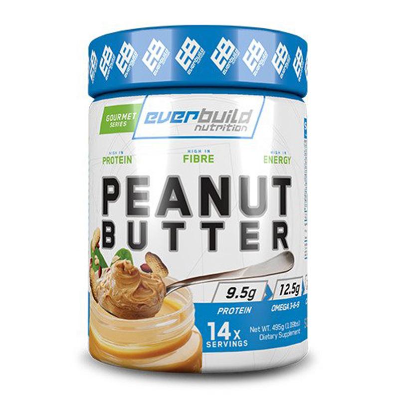 Ever Build Peanut Butter 495 g