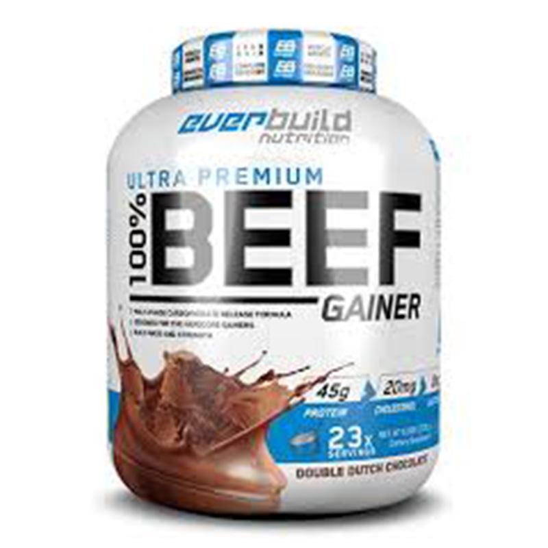 Ever Build Ultra Premium Beef Gainer  2720 g