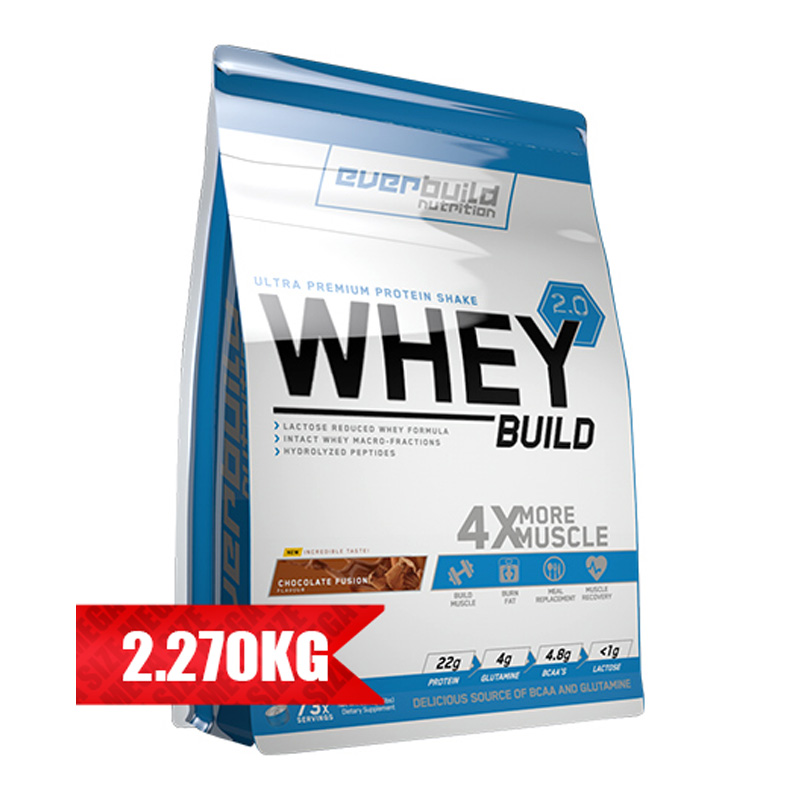 Ever Build Ultra Whey Build 2.0 2270 g