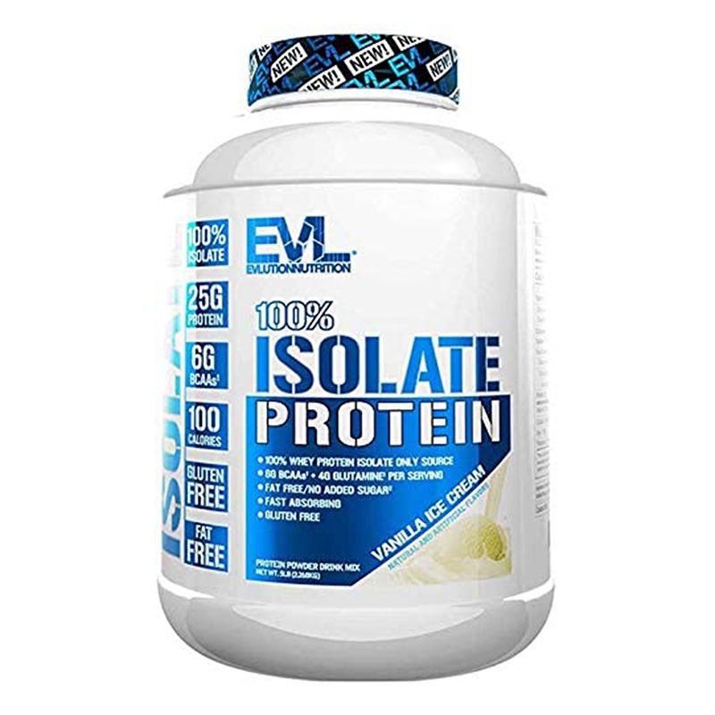 EVL ISO Protein 4 Lbs