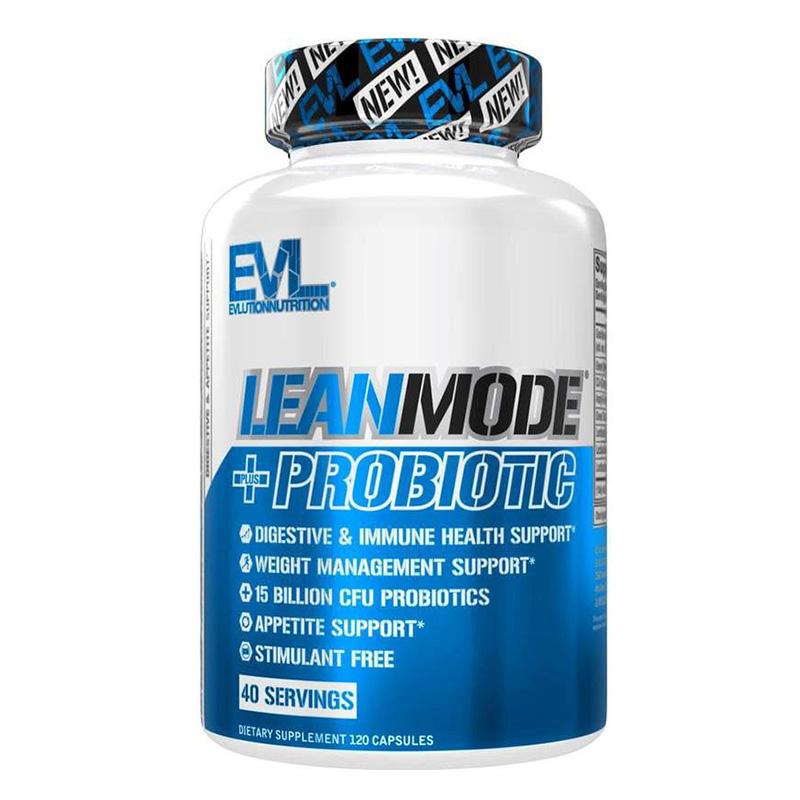 EVL Lean Mode Plus Probiotic 21 Caps