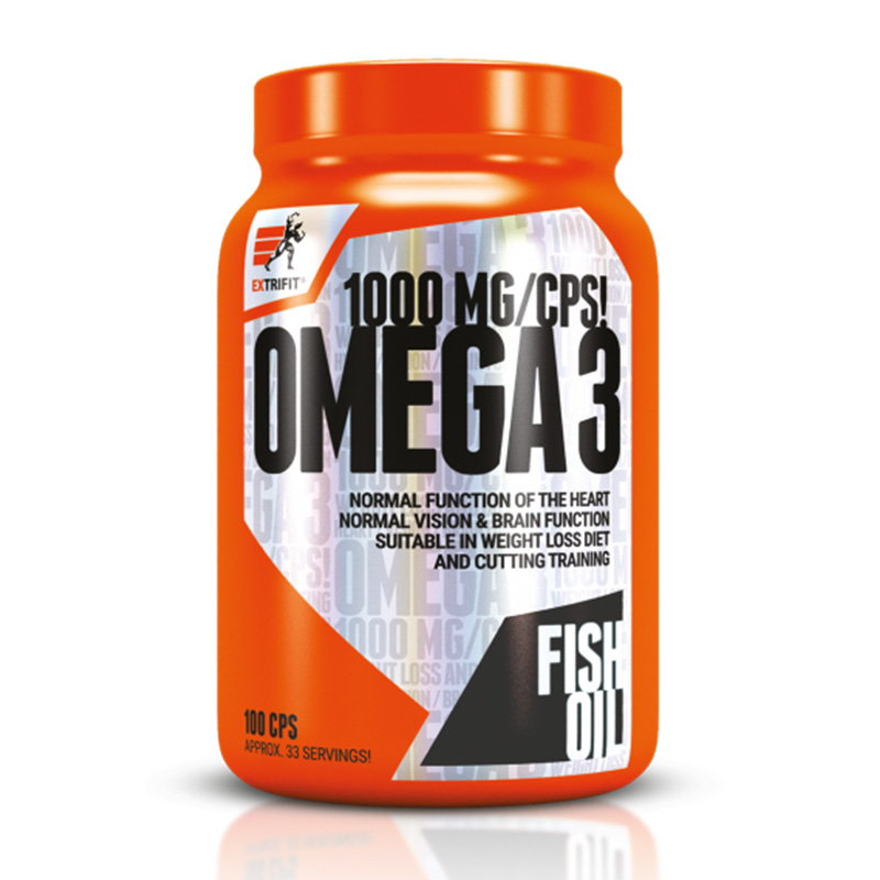 EXTRIFIT Omega 3 - 1000 mg 100 Caps