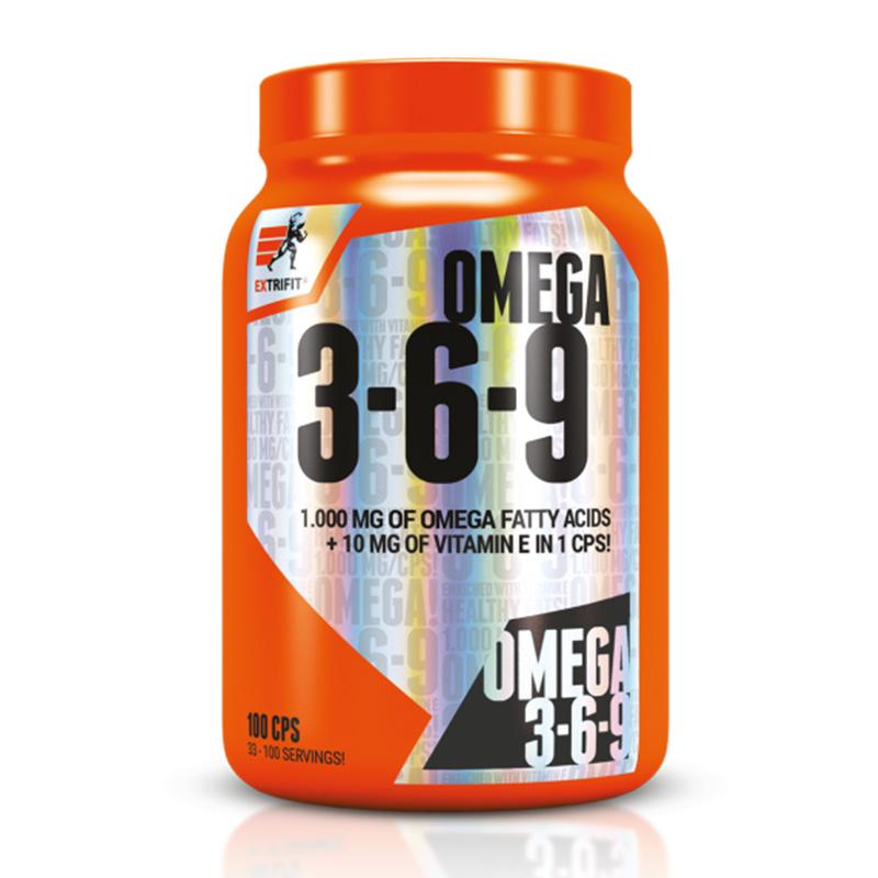 EXTRIFIT Omega 3-6-9 - 1000 mg