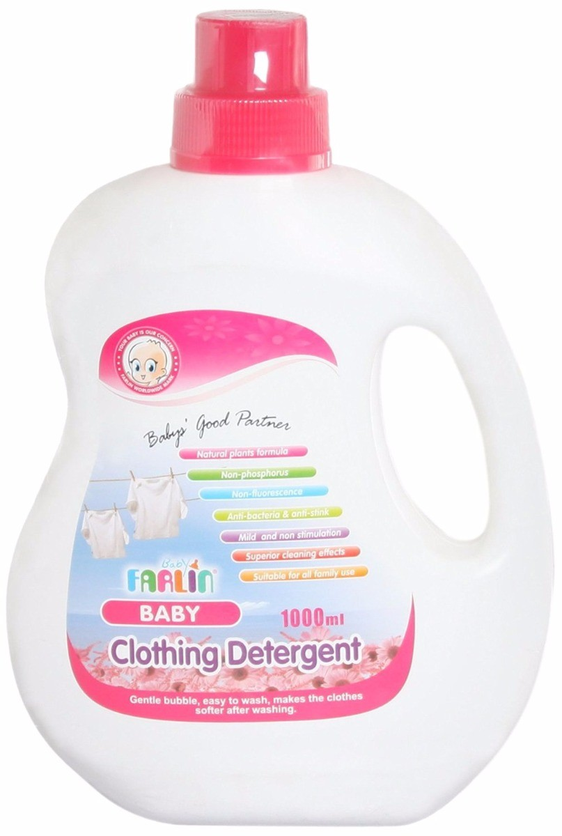 Farlin Baby Clothing Detergent Refill Pack-Cb-10005