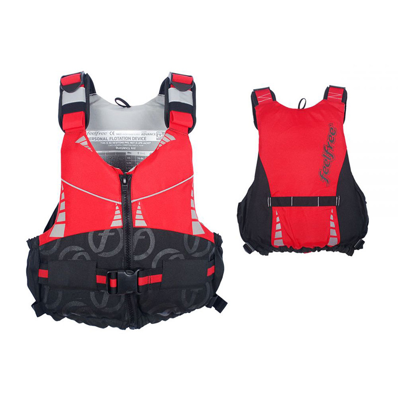FeelFree Life Jacket Advanced L/XL - Red