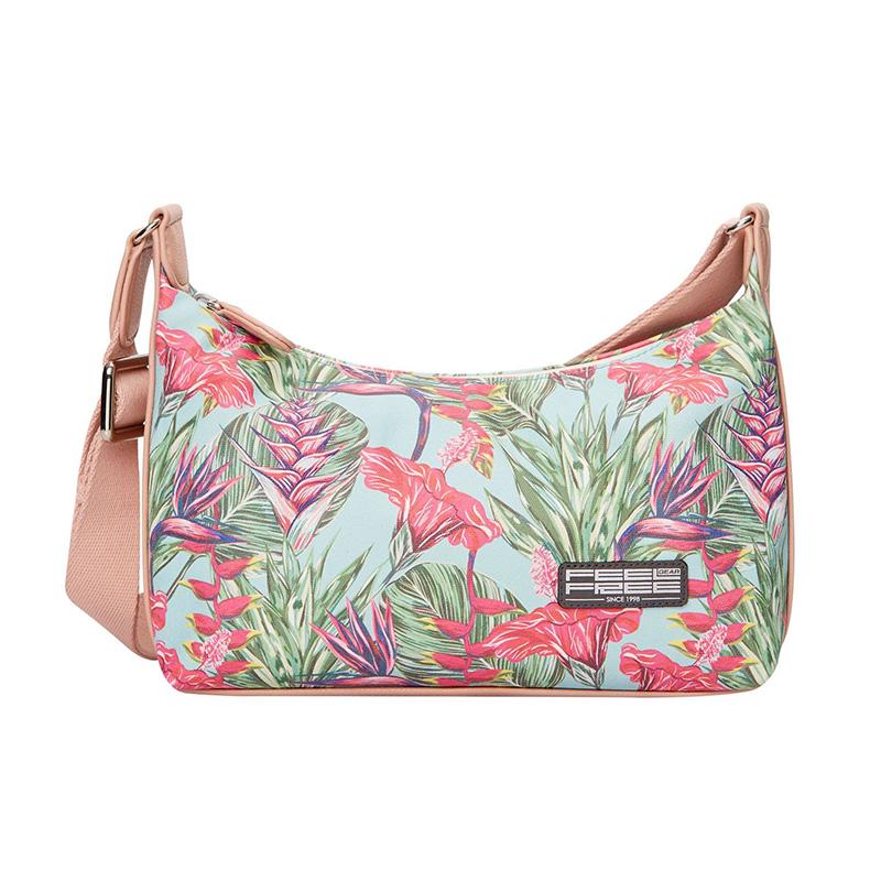 Feel Free Mini Tropical Backpack - Harmony Mint