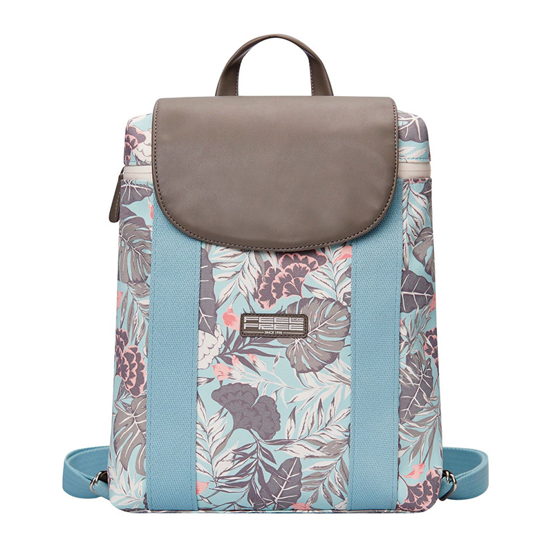 Feel Free Mini Tropical Backpack - Organic Teal