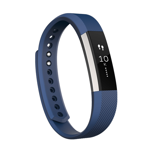 Fitbit Alta Blue Large Activity Fitness Tracker Classic Band