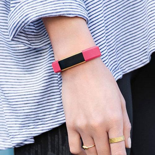 Fitbit Alta Gold Pink Large Price Dubai