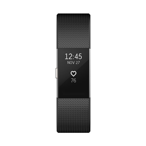 Fitbit Charge 2 Black Silver Large Price Dubai