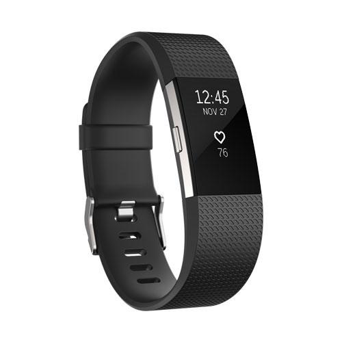 Fitbit Charge 2 Black Online Price KSA