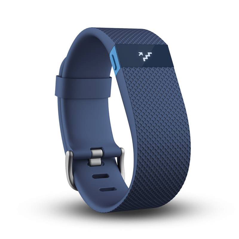 Fitbit Charge HR Blue Small Price in Dubai
