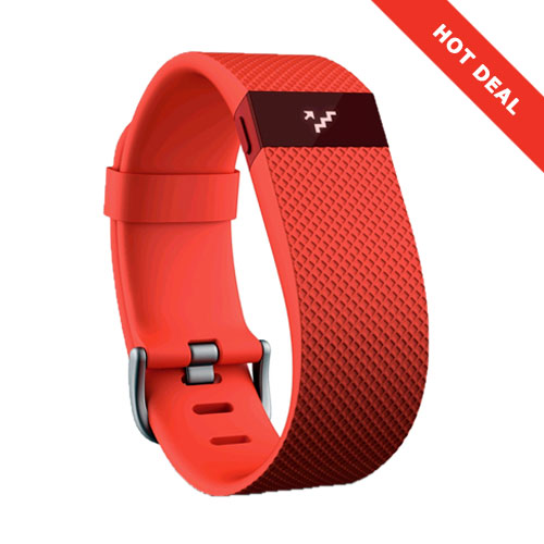 Fitbit Charge HR Tangerine Online Price in Dubai