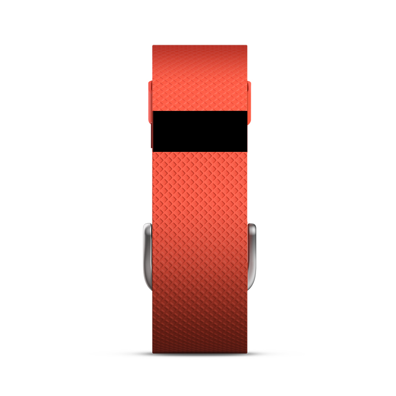 Fitbit Charge Hr Tangerine Small Price Dubai