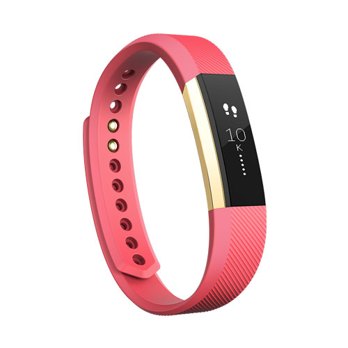 Buy Fitbit Alta Gold Pink Small In Dubai Abu Dhabi