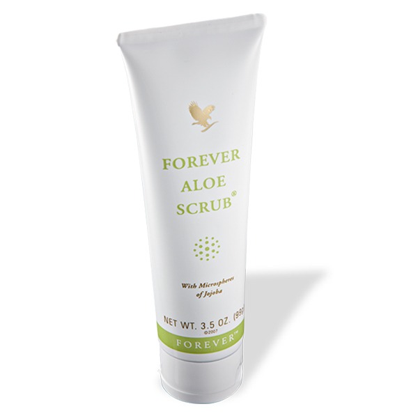 Forever Aloe Scrub, Scrub, Personal Care in Dubai