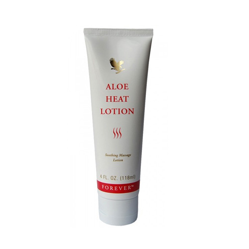 Buy Forever Living Aloe Heat Lotion shop online | By Forever Living