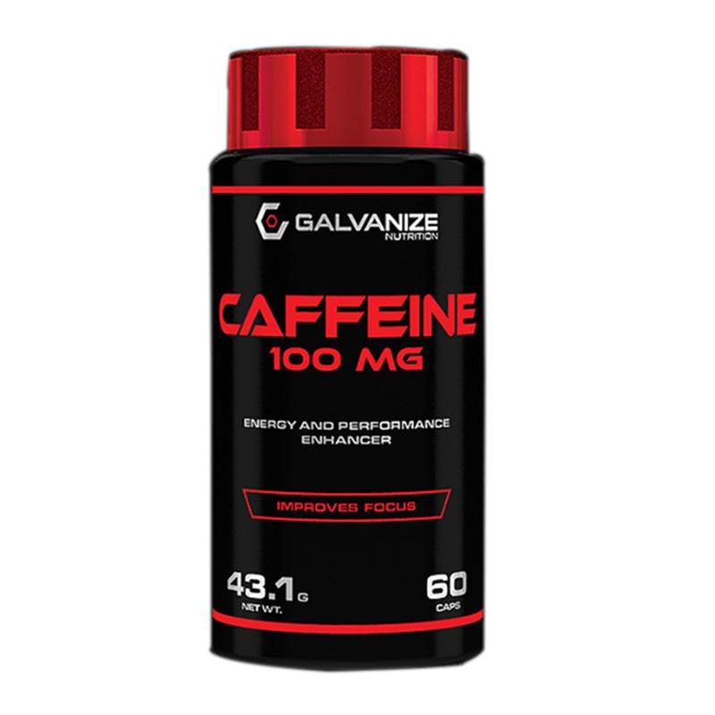 Galvanize Nutrition Caffeine 60 Capsules