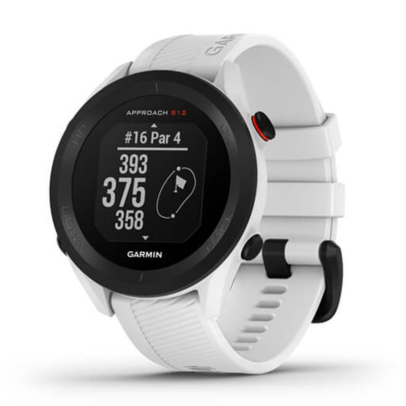 Garmin Approach S12 White Smart Watch