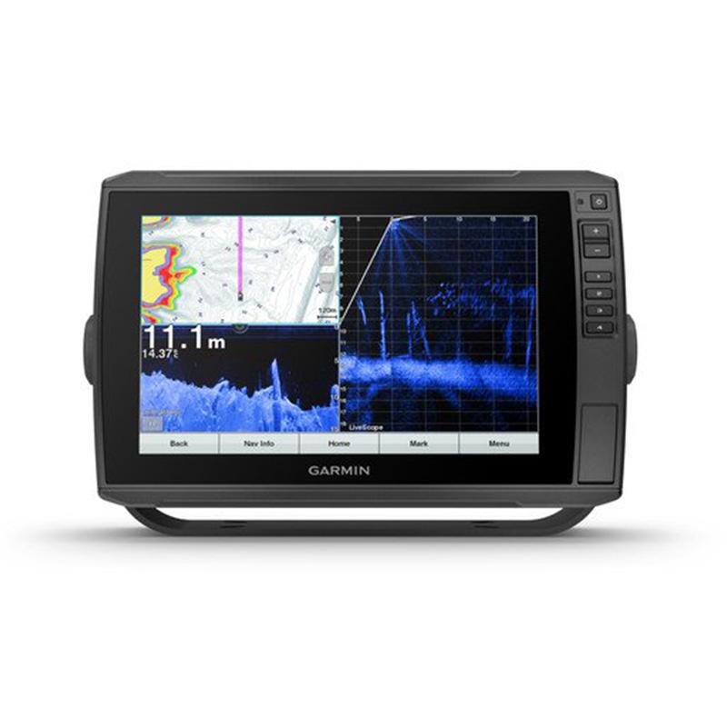 Garmin Echomap Ultra 102 SV with GT54UHD-TM Transducer