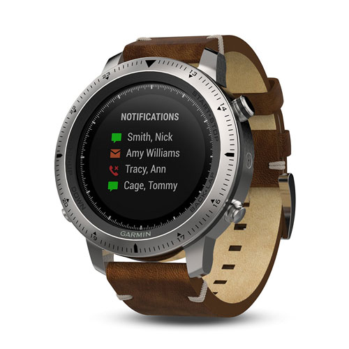 Garmin Fenix Chronos Fitness Watch Distributors Dubai