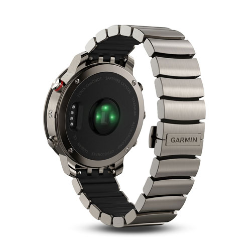 Garmin Fenix Chronos Titanium Hybird Watch Band Price Uae