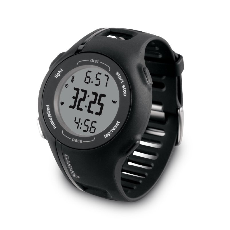 Garmin Forerunner 210 GPS Watch Black Online Price in UAE
