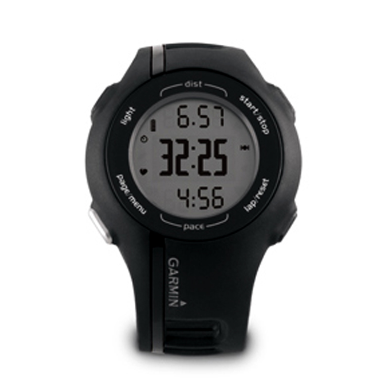 Garmin Forerunner 210 GPS Watch Black Price in Dubai