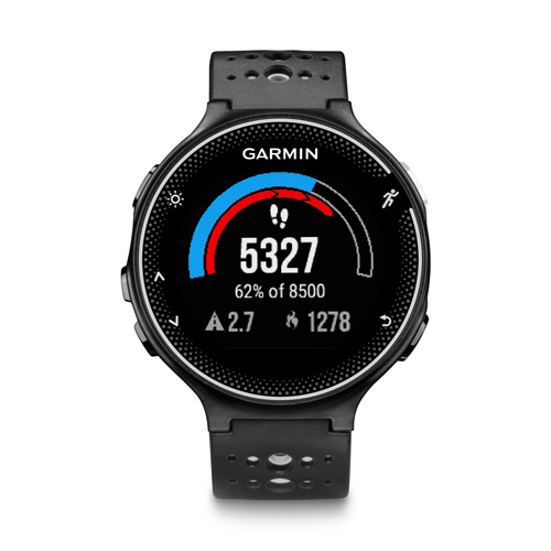 Garmin Forerunner 230 with HR Bundle Black White Price Dubai
