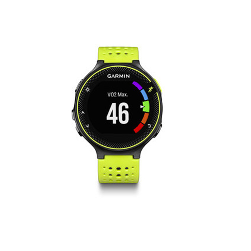 buy garmin forerunner 230 with HR Bundle Black - Yellow