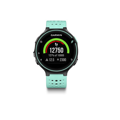 Buy Garmin Forerunner 235 Black- Blue