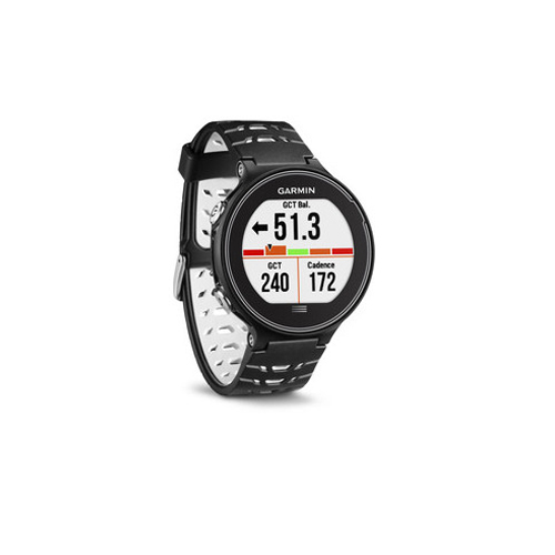 Buy Garmin Forerunner 630 With HR Bundle Black - White