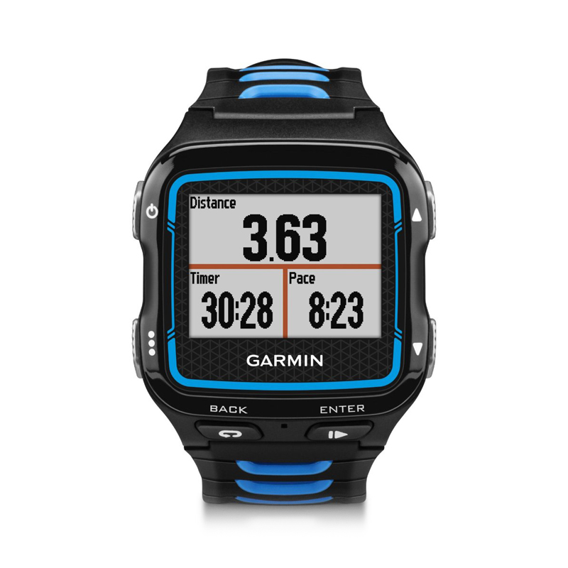 Garmin Forerunner 920XT Black And Blue Watch Price in Dubai