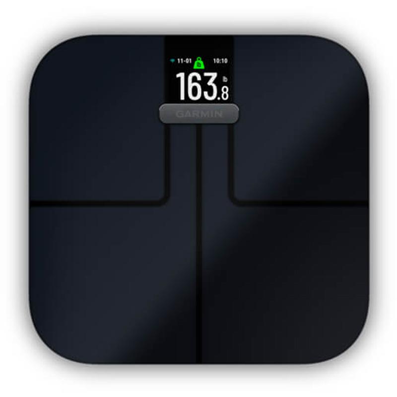 Garmin Index S2 Smart Scale Black