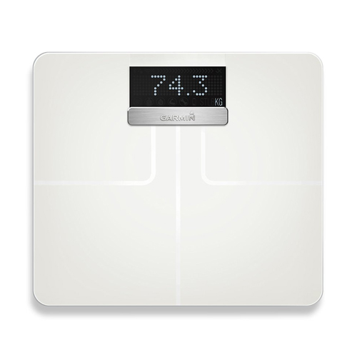 Garmin Index Smart Scale White Price Dubai