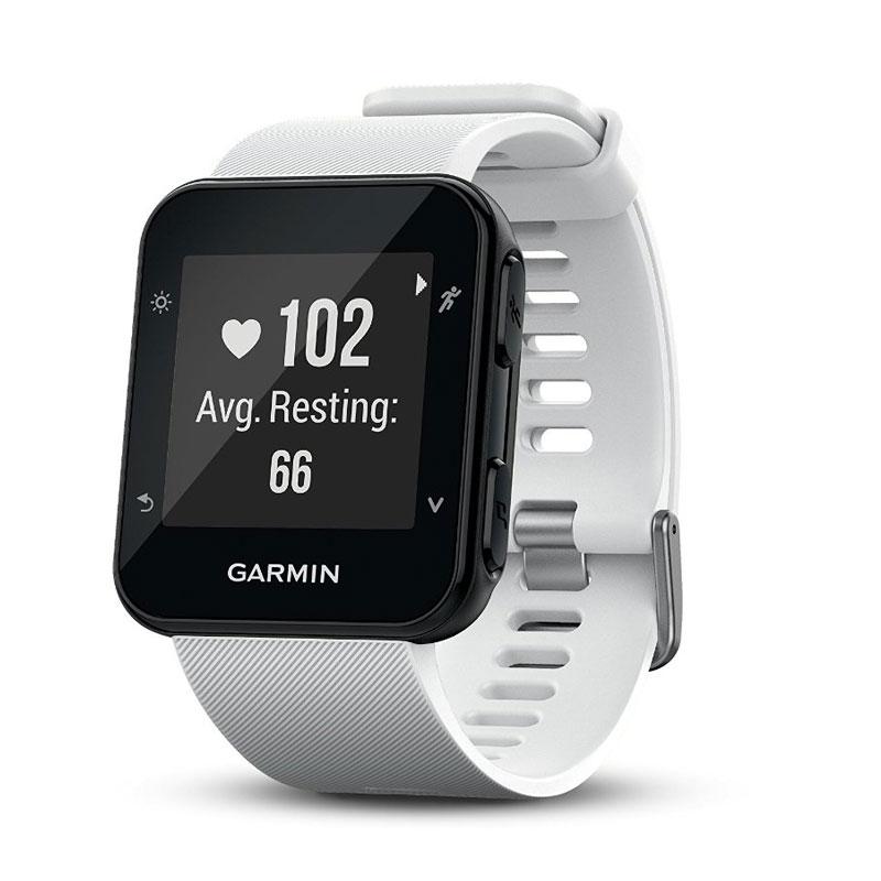 Garmin Sports Watch >> Buy Garmin Forerunner 35 Gps Running Watch With Hrm White Online In
