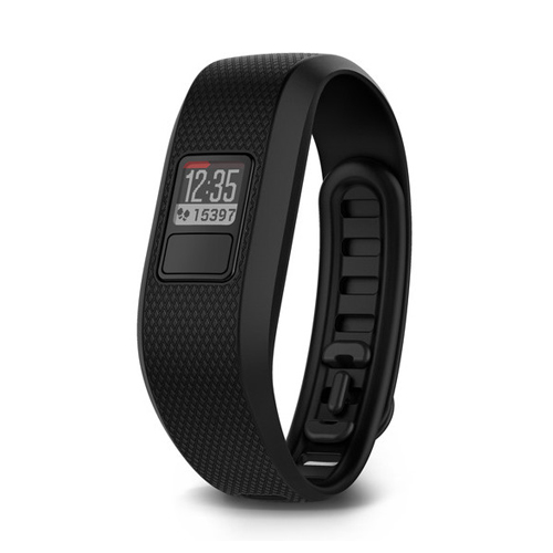 Garmin Vivofit 3 Activity Tracker Regular Fit Black Online Price in Dubai
