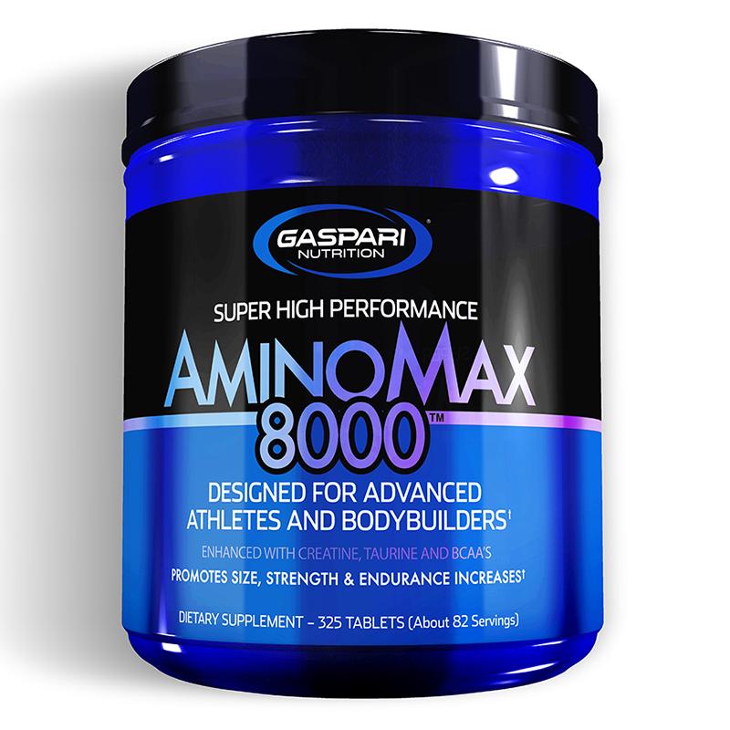 Gaspari Amino Max 8000 -325 Tabs