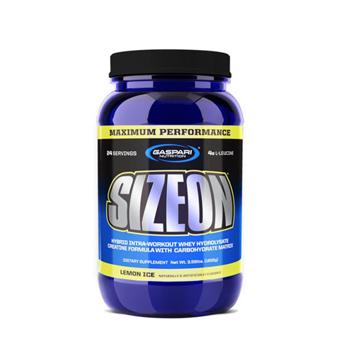 Gaspari Support Nutrition & Workout Support Sizeon  Max 1632G