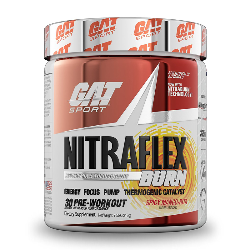 GAT Sport Nitraflex Burn Spicy Mangorita