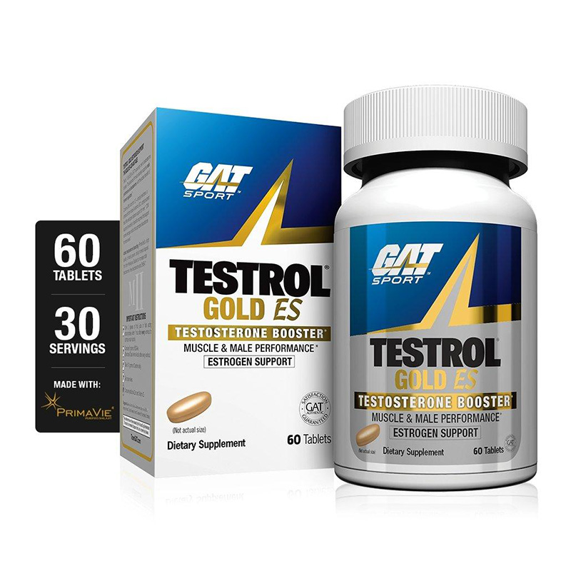 GAT Testrol Gold ES 30 Servings