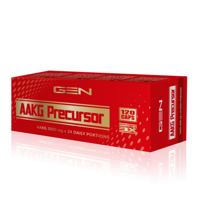 GEN Nutrition AAKG 120 Caps
