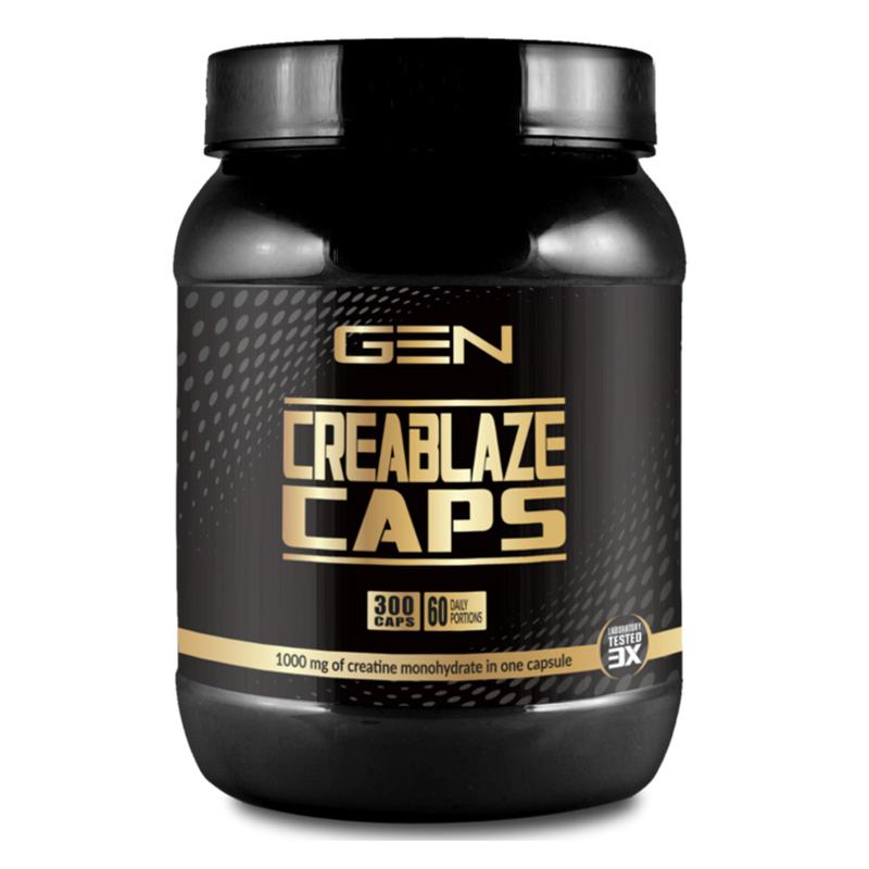 GEN Nutrition Crea Blaze Creatine 300 Caps