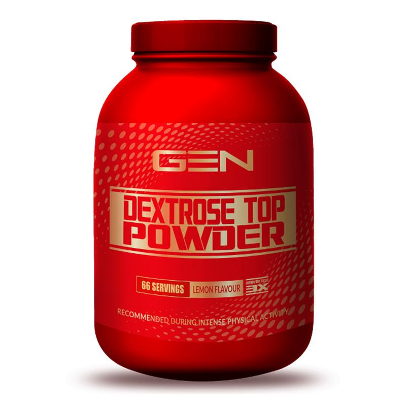 GEN Nutrition Dextrose Top Powder 2kg