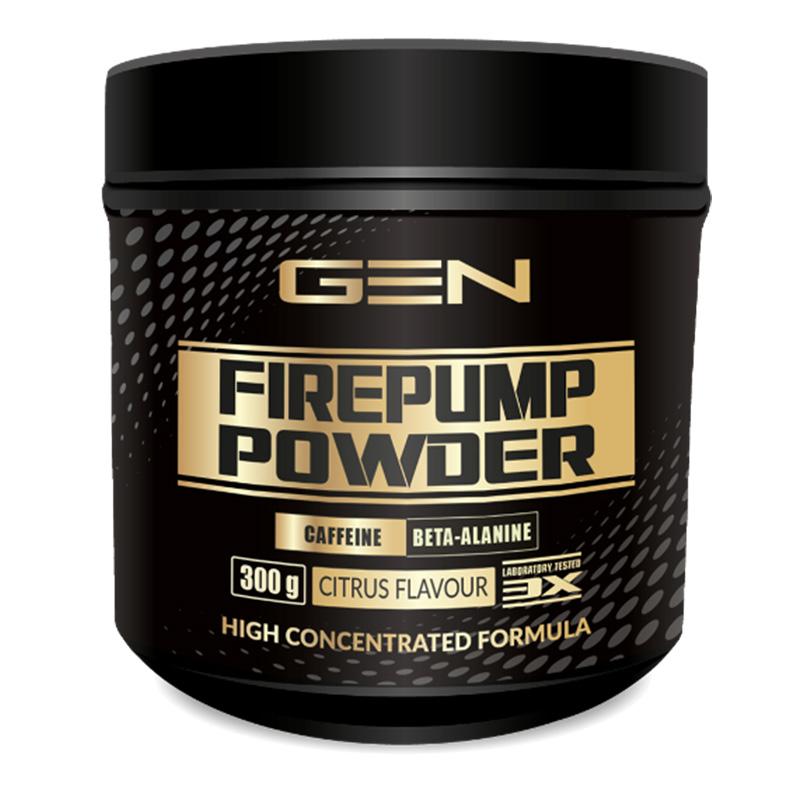 GEN Nutrition Fire Pump 300g